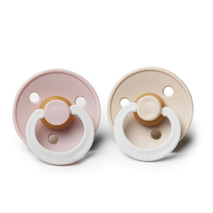 BIBS pacifier - vanilla glow in the dark