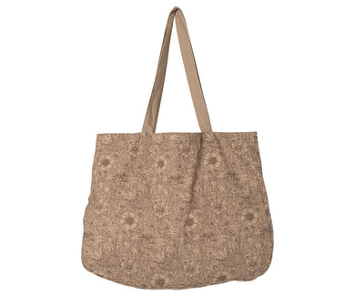 Tote bag, flowers - small