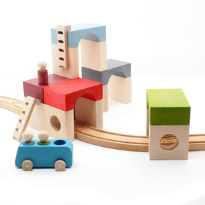 Tunnel blocks - Fontana medium set