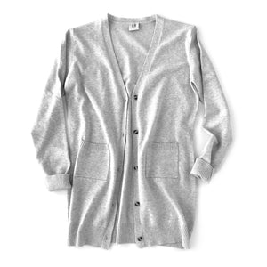 Women's perfect cardi - grey