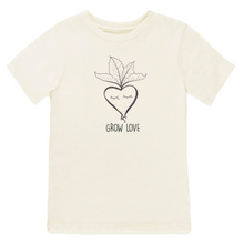 Load image into Gallery viewer, Grow Love short sleeve onesie / tee