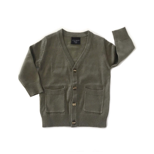 The perfect cardi - olive
