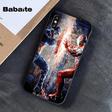 Load image into Gallery viewer, Marvel Avengers Captain America Batman Luxury Phone Case