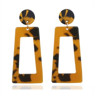 Acetic acid Earrings