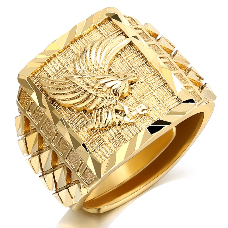 Eagle Men's Ring