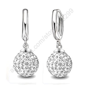 Pure Sterling Earring