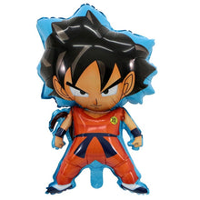 Load image into Gallery viewer, Dragon Ball Goku Action Figure Foil Balloon