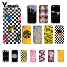 Load image into Gallery viewer, Plaid Checked Painted Phone Case