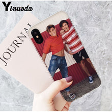 Load image into Gallery viewer, Dolan Twins Novelty Phone Case