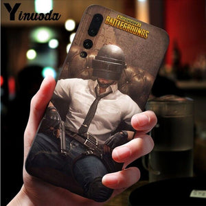 PUB G Shell Phone Case