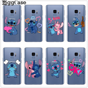 Cute Disneys Stitch Phone Case