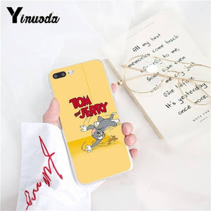 Tom and Jerry Phone Case