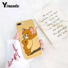 Load image into Gallery viewer, Tom and Jerry Phone Case