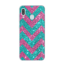 Load image into Gallery viewer, Glitter Unique Print Phone Case