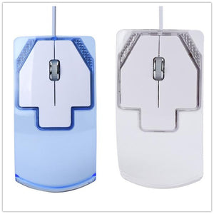 Optical USB LED Wired Game Mouse