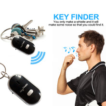 Load image into Gallery viewer, Mini Alarm Locator Track Key Ring