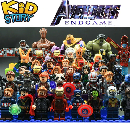 Single Super Hero Marvel Kids Toys