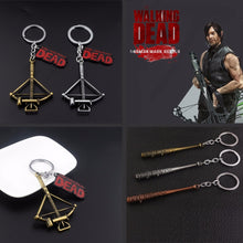 Load image into Gallery viewer, The Walking Dead Key Chain