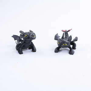 Toothless Dragon Night Fury Toys