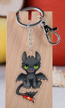 Load image into Gallery viewer, Toothless Dragon Night Fury Toys