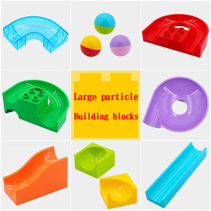 Big Large Particle Building Blocks