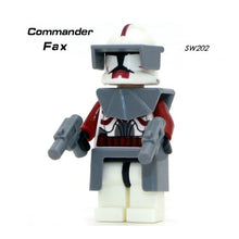Load image into Gallery viewer, Commander Fox Toys
