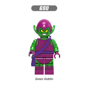 Green Goblin Mini Building Blocks