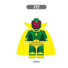 Load image into Gallery viewer, Green Goblin Mini Building Blocks