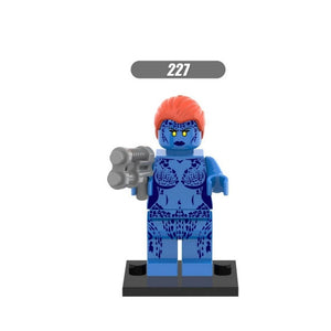 Mini Building Blocks Figure Bricks Toy
