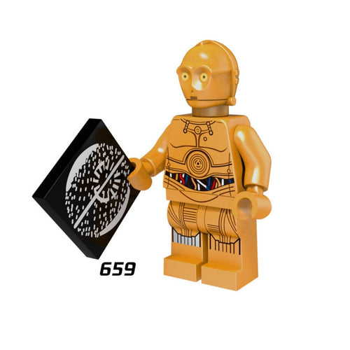 Threepio Building Blocks