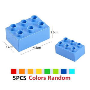 Big Size Building Blocks