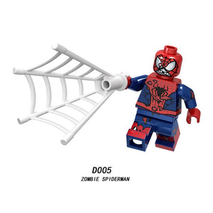 Spider Man Building Blocks