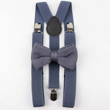 Load image into Gallery viewer, Butterfly Belt Bow Tie