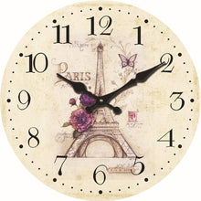 Load image into Gallery viewer, Mini Round Wall Clock