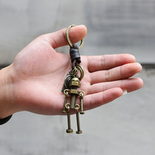 Load image into Gallery viewer, Ancient Bronze Key Chain