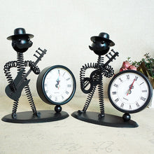 Load image into Gallery viewer, American Cowboy Clock