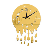Load image into Gallery viewer, Raindrop Decoration Clock