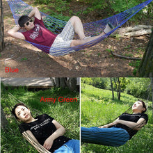 Load image into Gallery viewer, Portable Mini Nylon Net Bed