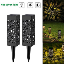 Load image into Gallery viewer, Solar LED Net Cover Light