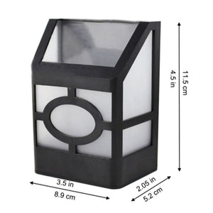 Wall Mounted LED Solar Light