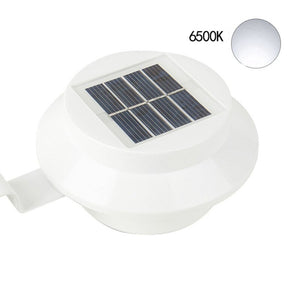 Solar Powered Security Fence Lights