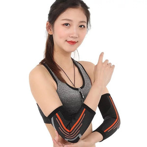 Elastic Breathable Elbow Support Pads