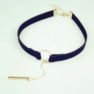 Gold Women Choker Necklaces