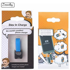 Portable Magnetic Battery