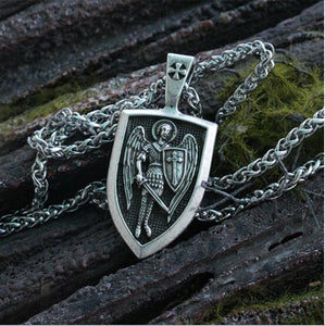 Archangel Men Necklace