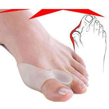 Load image into Gallery viewer, Gel Bunion Shield Toes Separate