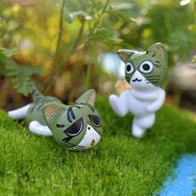 Load image into Gallery viewer, Cheese Cat Miniature Figurines Model