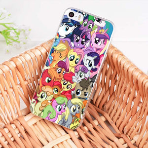 Little Pony soft  Phone Case