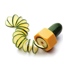 Load image into Gallery viewer, Spiral Slicer Vegetable Shred Device