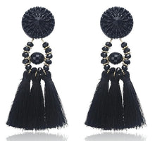 Load image into Gallery viewer, Bohemian  Statement Earrings